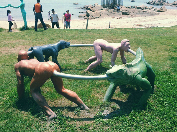 scary playgrounds