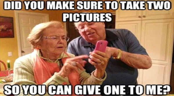 Funny Memes For Old People : Funny memes about the elderly