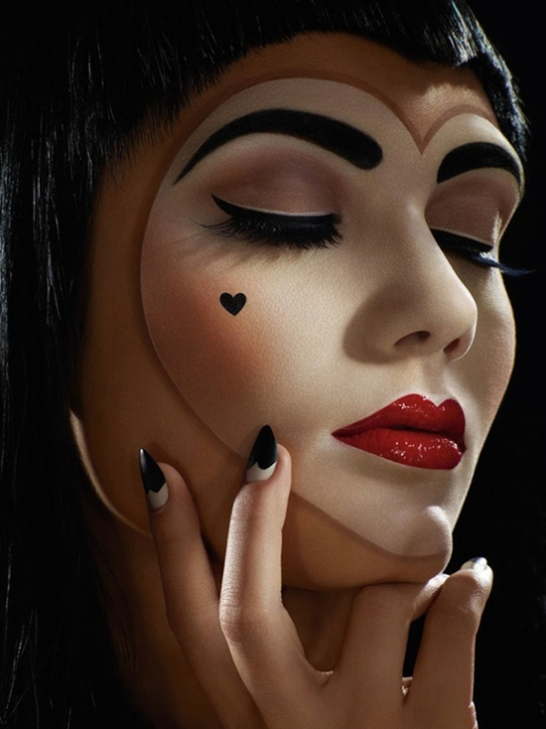 womens makeups halloween
