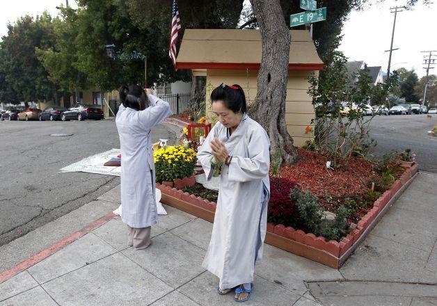 buddha statue stops crime