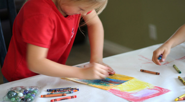 coloring reduces stress in adults