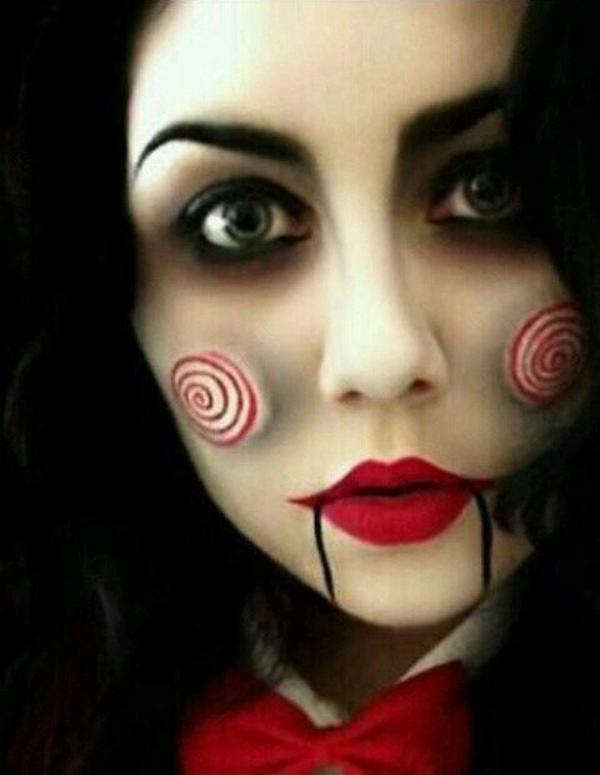 spooky womens halloween makeups