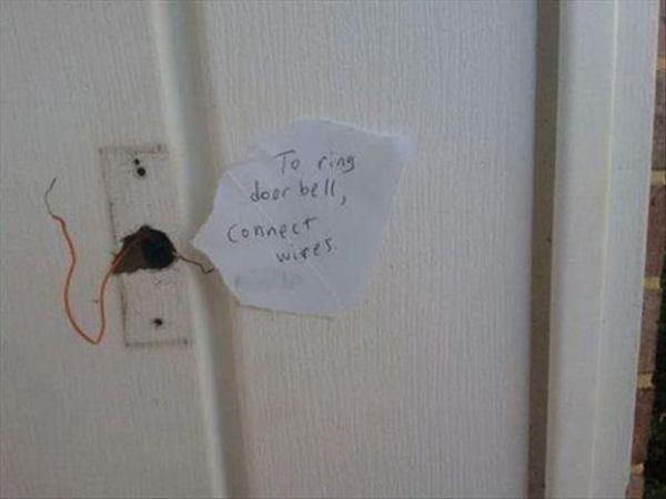 funny quick fix solutions