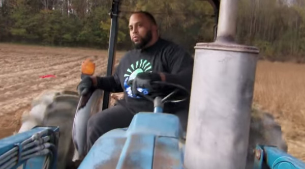 NFL player quits to be a farmer