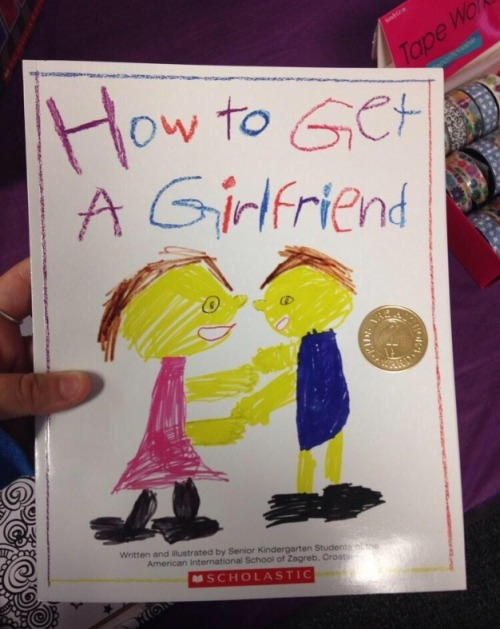 kid how to get a girlfriend
