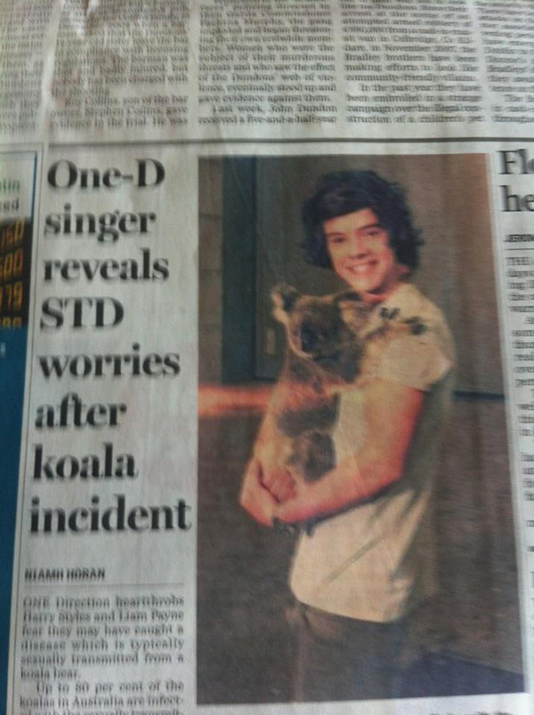 greatest headlines ever