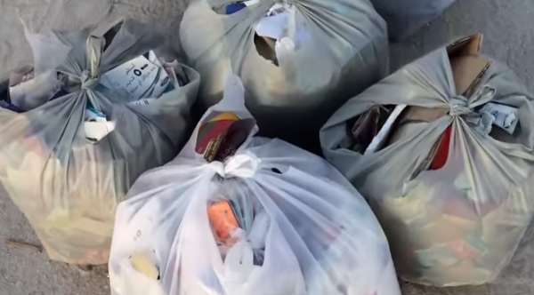 millionaire garbage man