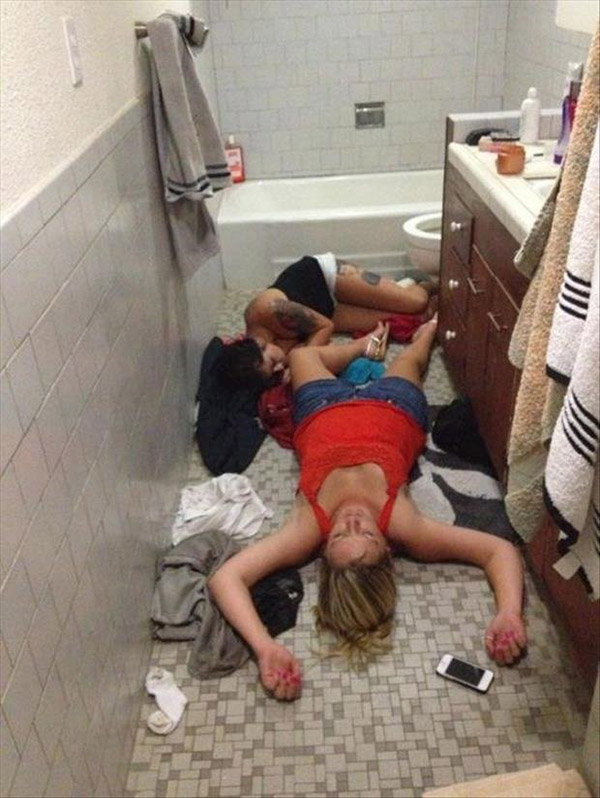 this is why you dont drink alcohol