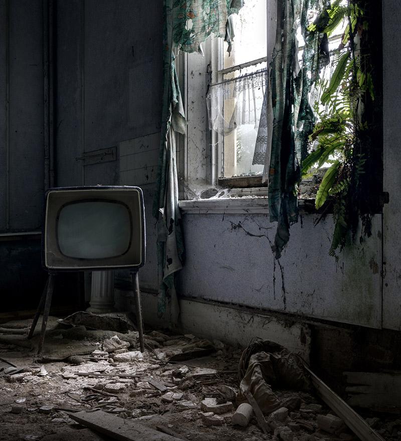 abandoned photography