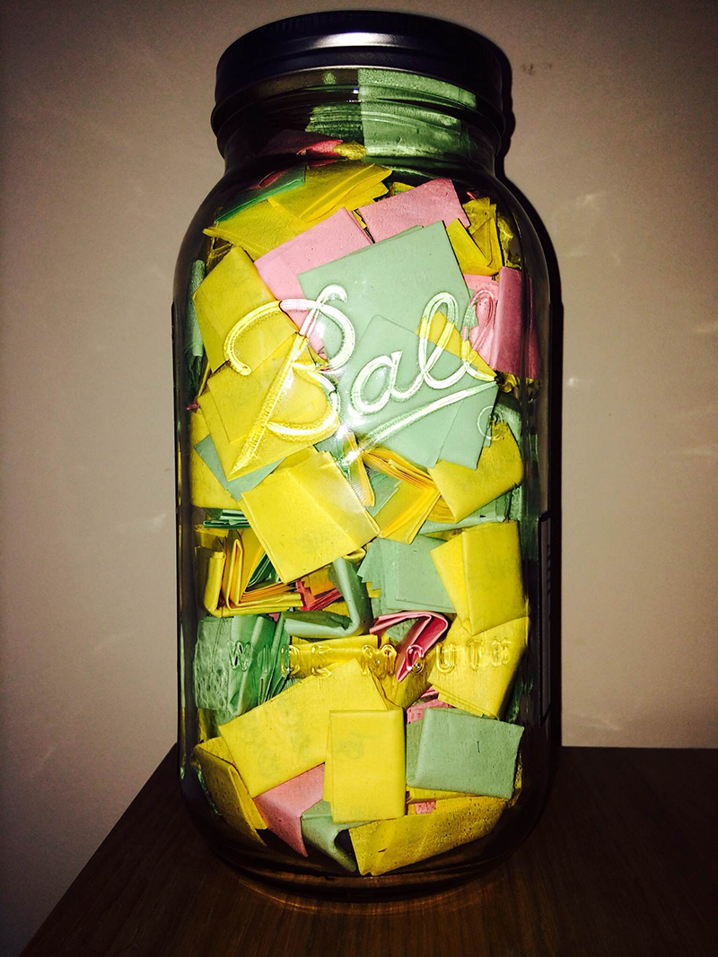 365 post it love notes