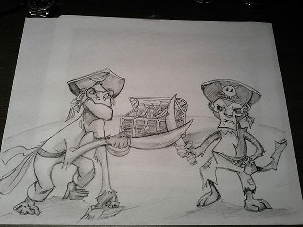 funny sketch