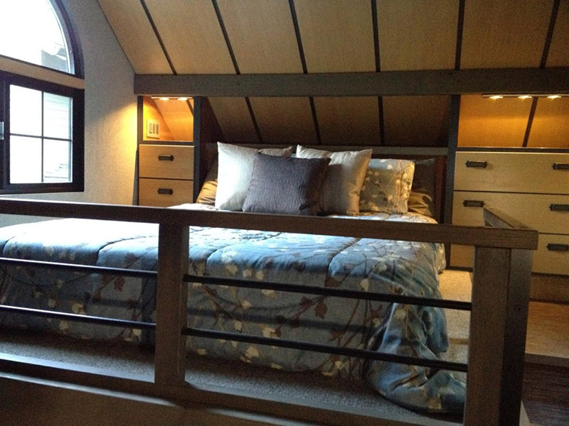 take a look inside this luxury, 280 square foot 'tiny house' in oregon