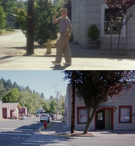 20 Side-By-Side Pictures From 'Stand By Me'