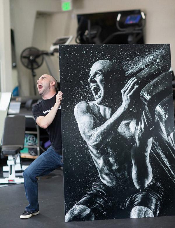 photographer turns ordinary people into superstars