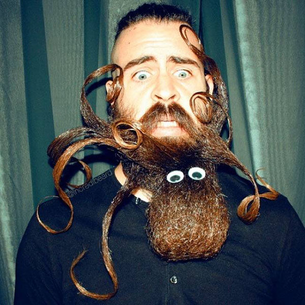 Mr Incredibeard Has The Most Majestic Beards The World Has Ever Seen - Mr incredibeard really coolest beard ever seen