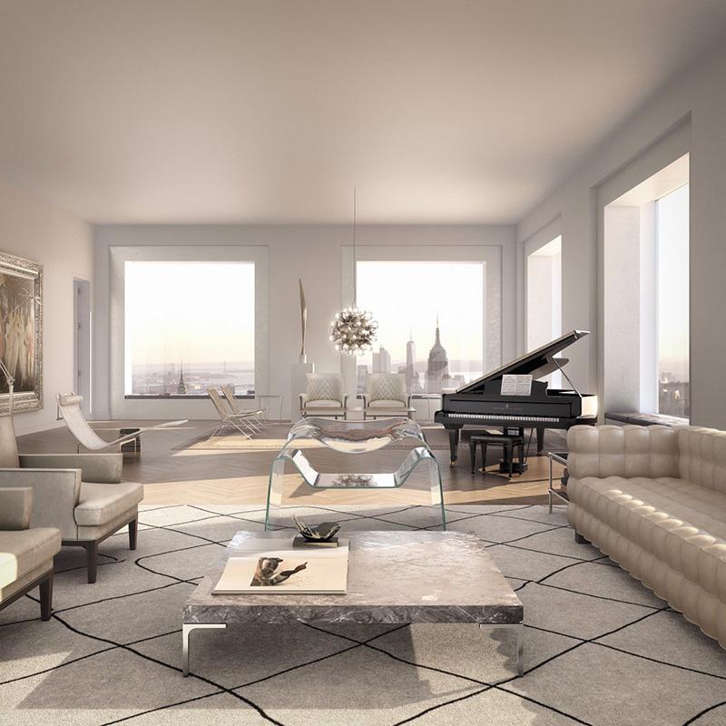 95 million dollar apartment