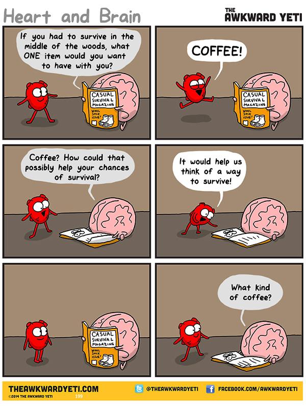 the awkward yedi comics