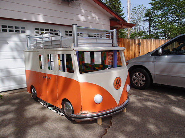 VW bed for daughter