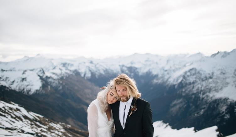 most beautiful wedding photos mountains