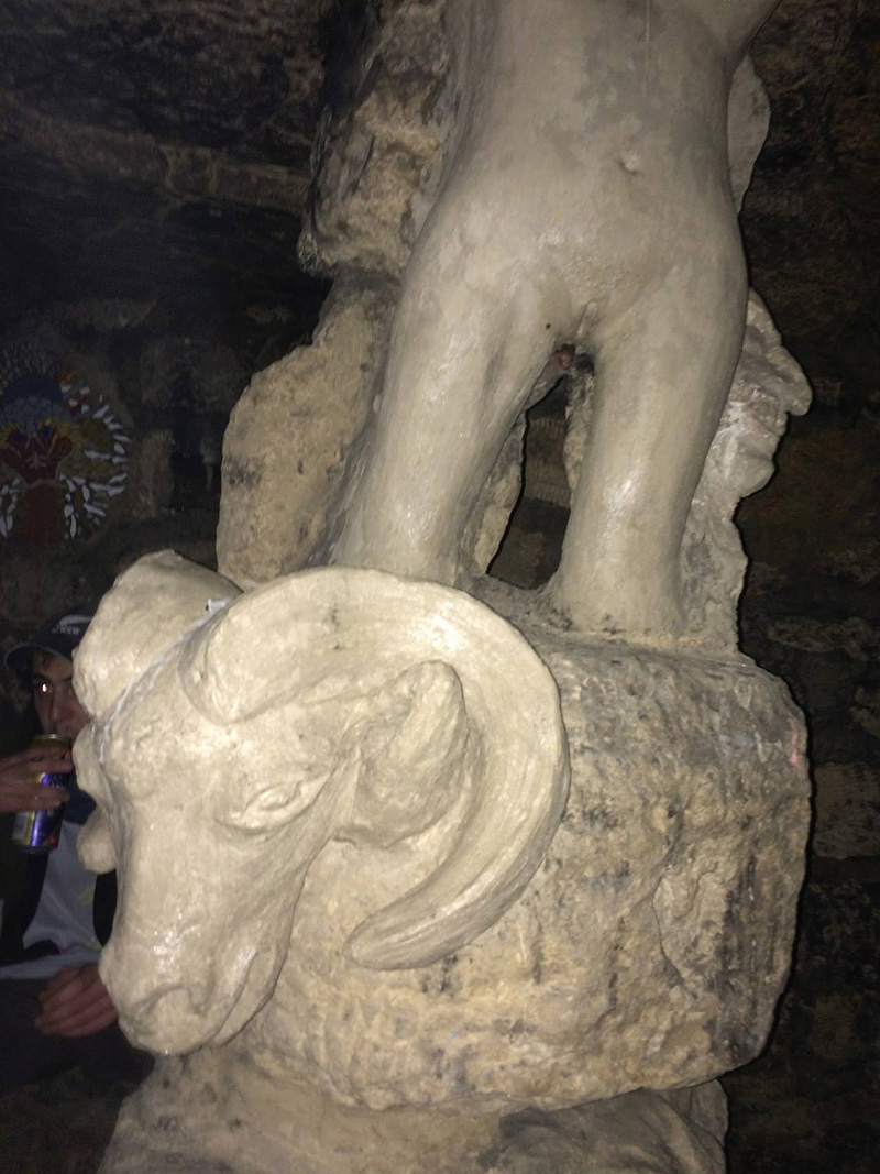 catacombs of Paris truth