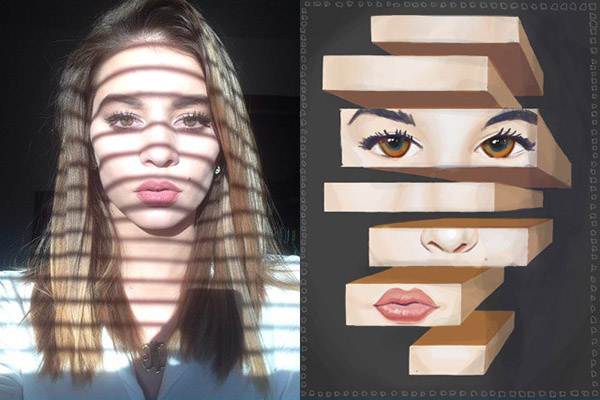 french girls app selfies funny