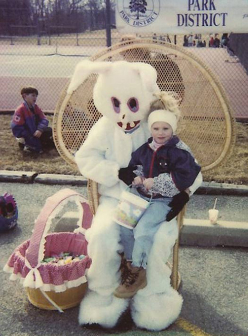 scary bad easter bunny pictures
