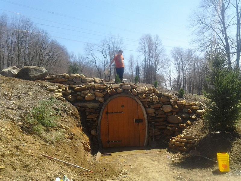 hobbit cellar