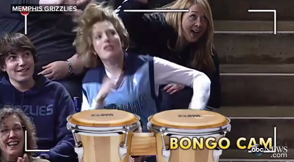 Bongo cam