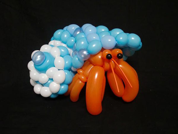 amazing balloon art