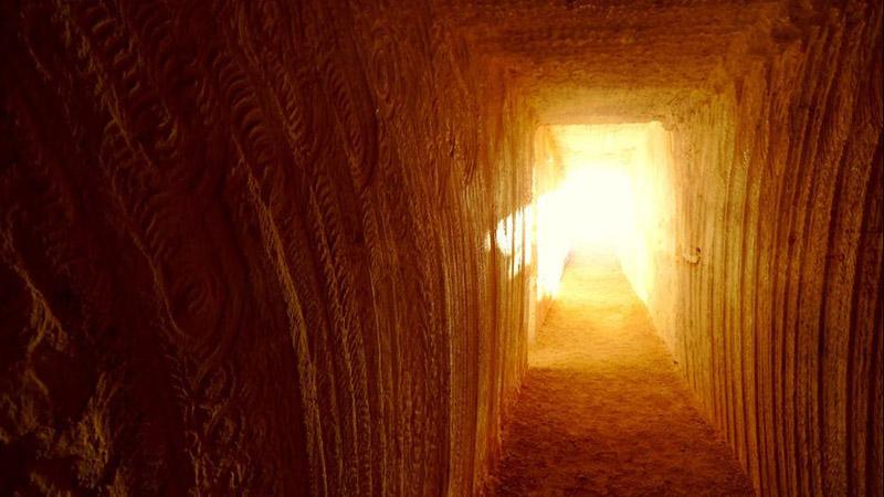 Coober Pedy underground city