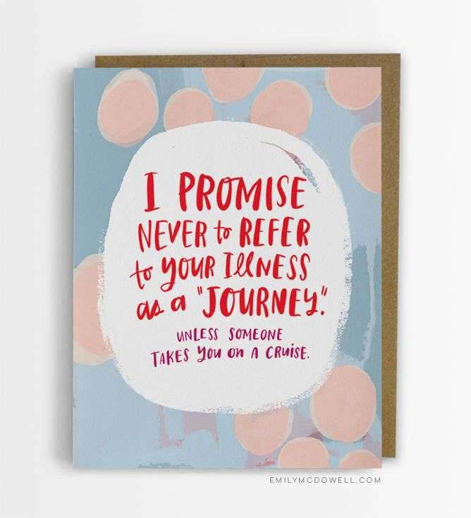 empathy cards for serious illness