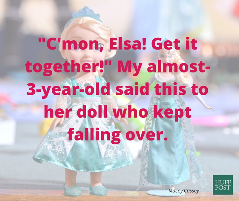 funniest quotes ever from little kids
