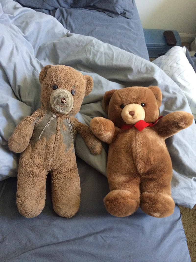 teddy bears 30 years