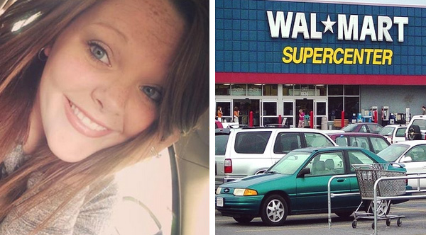 This 21 Year Old Saw An Old Man At Walmart Who Refused Any