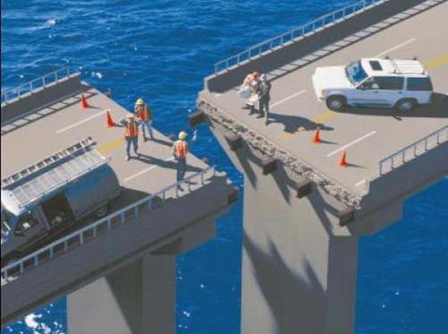 construction fails