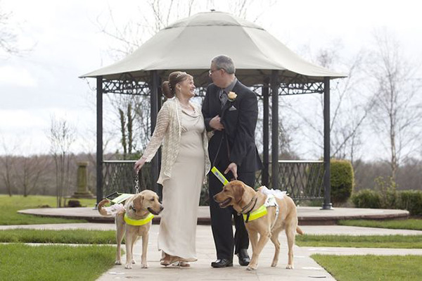 guide dog owners fall in love
