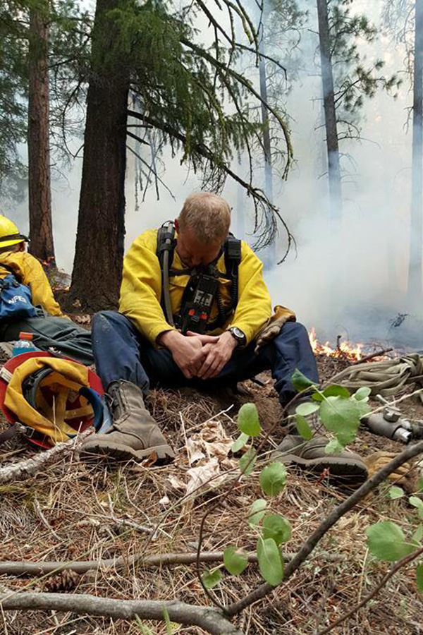firefighter washington state fires 32 hours