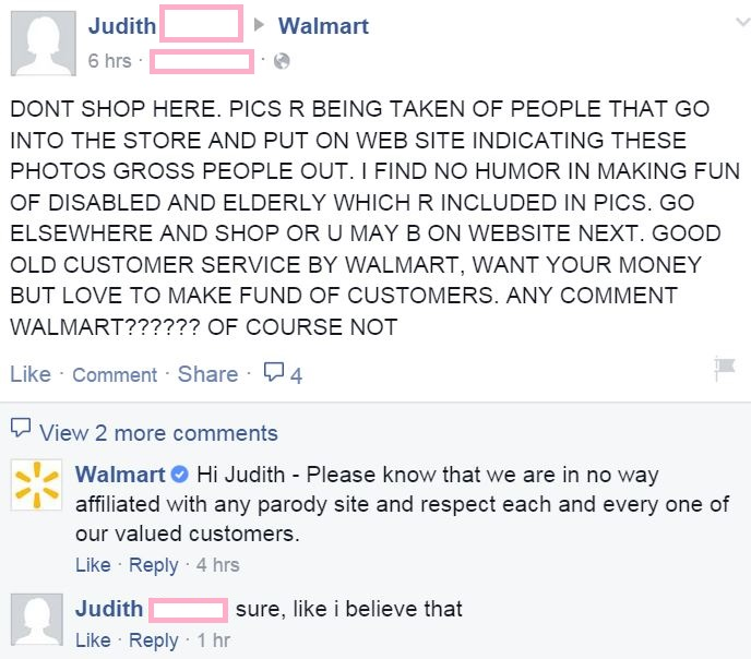 funny old people comments on facebook
