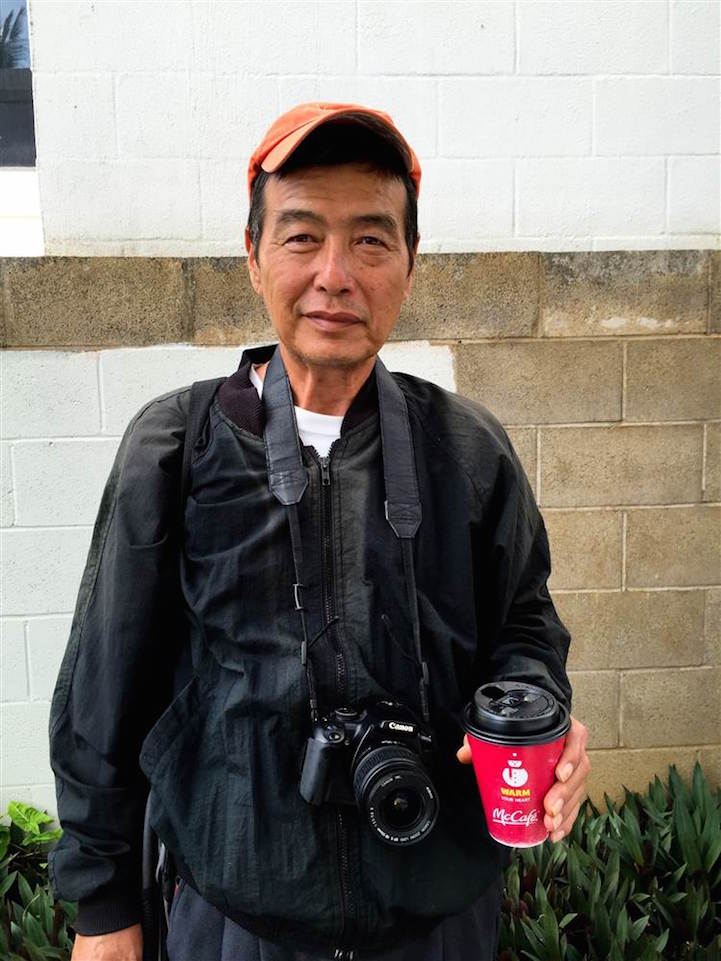 photographer finds father in homeless shoot