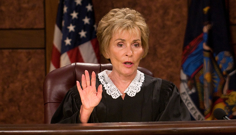 why people go on judge judy