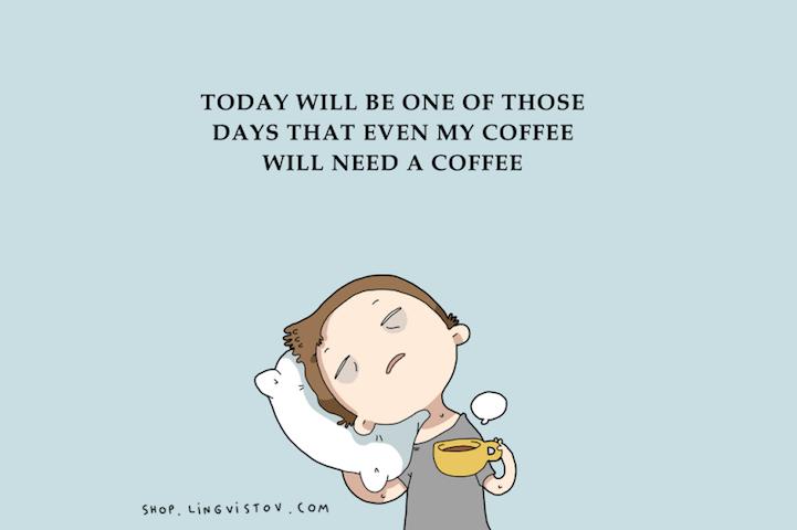 comics for people who love sleep