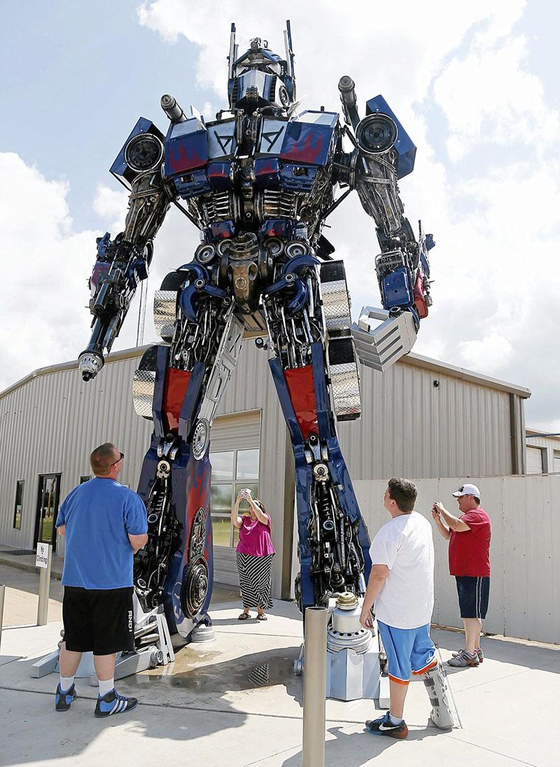 body shop transformers