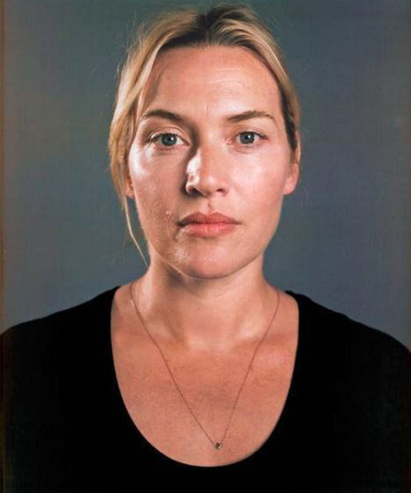 kate winslet no makeup