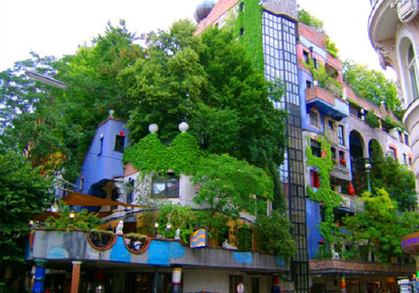 green roofs France