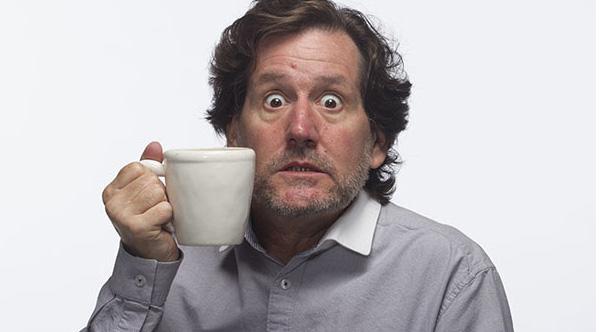 coffee causes anxiety