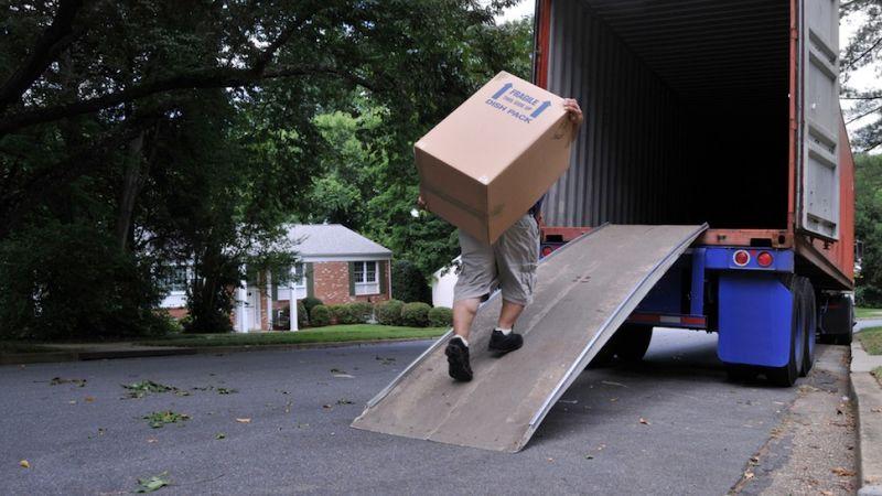 moving company domestic violence free