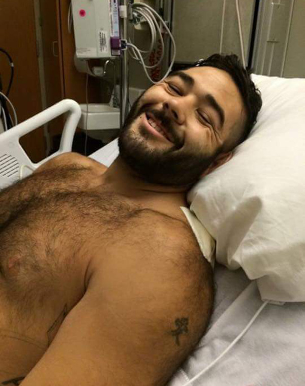 Chris Mintz hero charged Oregon shooter status