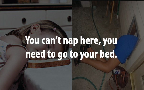 15 Things You Can Say To Both Your Toddler And Your Drunk Friend