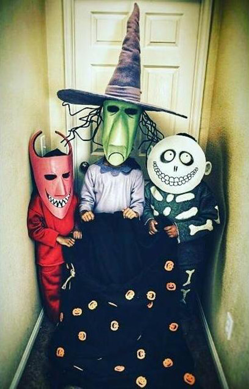 kids nightmare before christmas costumes - The Nightmare Before Christmas This Is Halloween