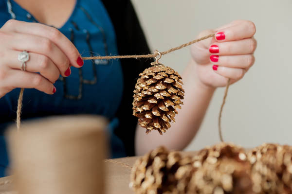 pine cone craft ideas holidays
